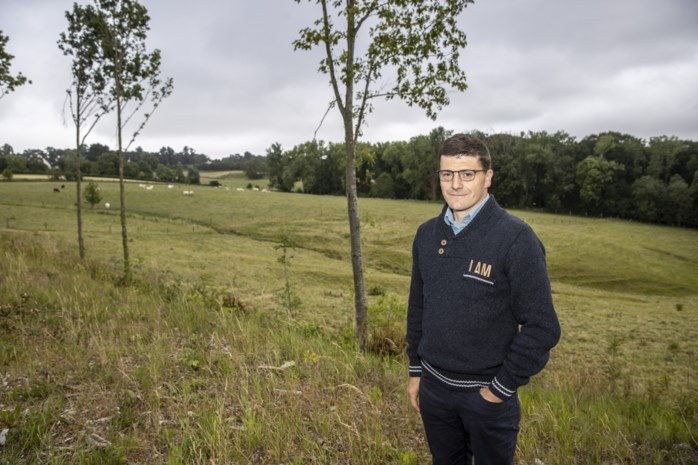 Bossen en N60 kosten 500 hectare landbouwgronden