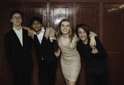 """Gaverse band Four Rythm heeft tweede single uit: """"Nummer geschreven tijdens quarantaine"""""""