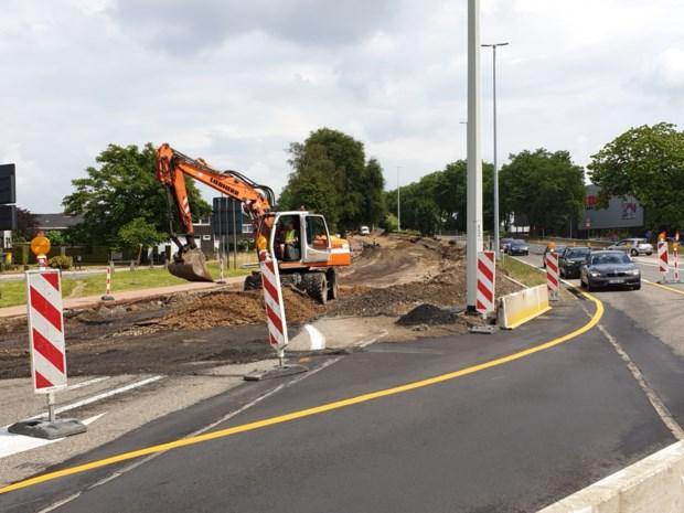 Wegenwerken zorgen voor verkeershinder tot start bouwverlof