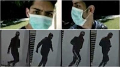 Politie zoekt inbreker die aanbelde met mondmasker