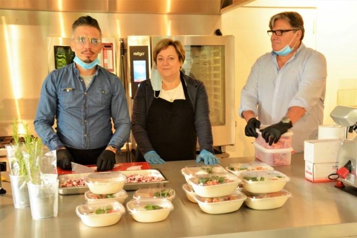 Nieuw cateringbedrijf deelt Italiaanse maaltijden uit