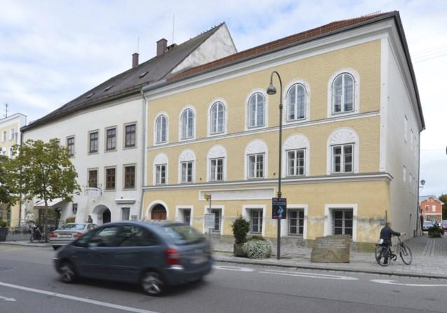 Geboortehuis Hitler vanaf 2023 een politiebureau