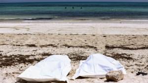 Nog 12 lichamen van migranten gevonden voor kust van Tunesië, dodental stijgt tot 34