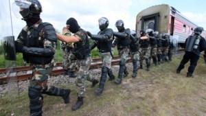 """Amnesty: """"Ongezien fel politiegeweld tegen migranten in Kroatië"""""""