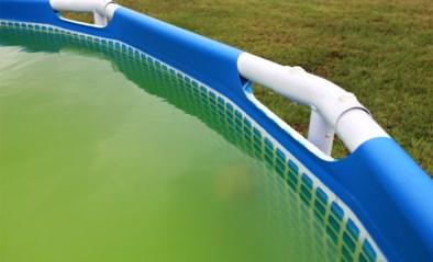 Groen zwembadwater: hoe ongezond is het en wat kan je ertegen doen?