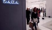 Moederbedrijf Zara wil wereldwijd meer dan duizend winkels sluiten