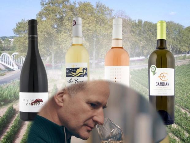"""Dit is de wijnmaker van het jaar: """"Het is het mooiste beroep ter wereld, je m'amuse"""""""
