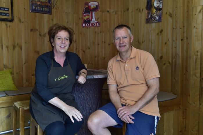 """Café De Burgersgilde wordt zaal De Bourge: """"We hadden 30 jaar lang nauwelijks tijd voor elkaar"""""""
