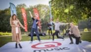 """Qmusic trekt deze zomer naar het park: """"Hyde Park aan de kust"""""""