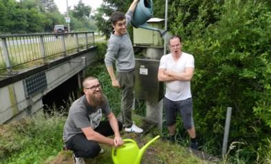 Oppositiepartijen willen beter regenwaterbeleid
