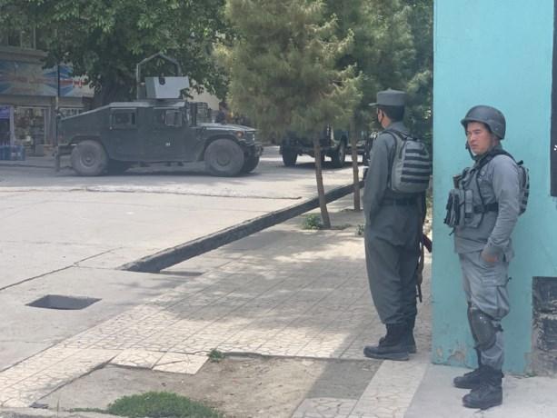 Minstens vier doden bij bomexplosie in moskee in Kaboel