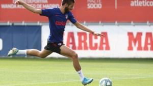 Yannick Carrasco die de Champions League wint zonder nog een match te spelen? Als het van zijn voorzitter afhangt wel