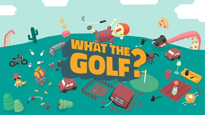 """RECENSIE. What the Golf?: """"Een what the f*ck van een game"""" ****"""