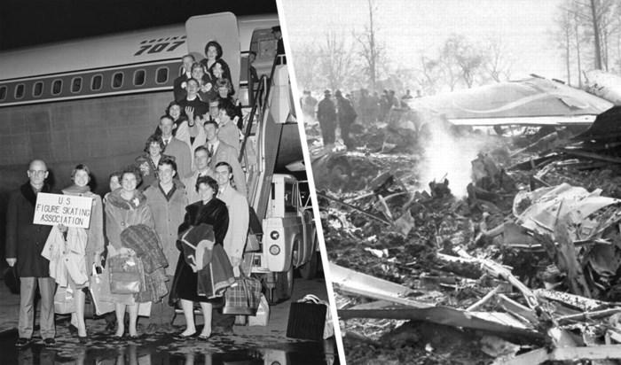 De grootste luchtramp uit de Amerikaanse sportgeschiedenis gebeurde in België: gecrasht op Vlaams witloofveld