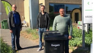 Ook Ibogem voert diftarsysteem in voor restafval