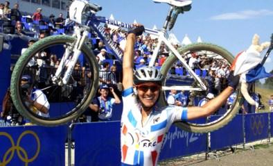Oud-olympisch kampioen mountainbiken Miguel Martinez (44) is opnieuw wegrenner