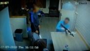 Videobeelden tonen terreurverdachten die wapens uittesten in vakantiehuisje vlak bij Belgische grens