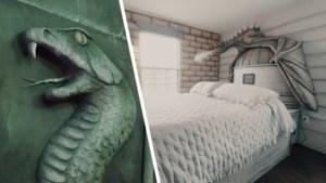 Zelfs Dobby krijgt een kamer: slapen zoals de in 'Harry Potter'-boeken, dat kan hier