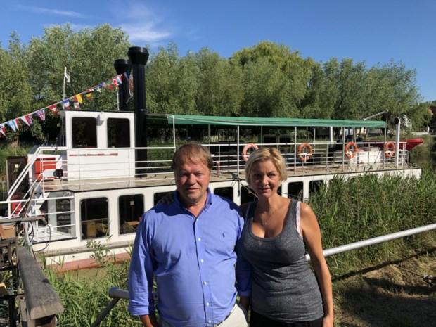 Frederik en Wendy laten bekend toeristenschip voortaan meer en goedkoper varen