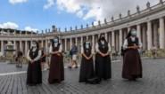 Vaticaan niet langer mannenbastion