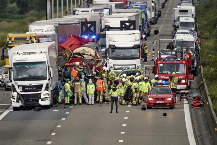 35 ongevallen in 53 dagen: hoe een paar ribbels de drukste vrachtroute van het land veilig moeten maken