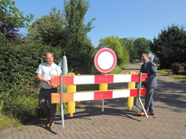 """Grensburgemeesters doen feestelijke heropening: """"Het is normaal om samen te leven, wonen, werken"""""""