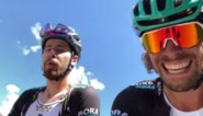 """Peter Sagan amuseert zich te pletter met ploegmaat die afziet op training: """"<I>Why so serious</I>?"""""""