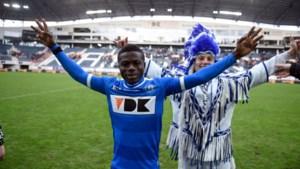 Franse eersteklasser Nantes neemt Moses Simon (ex-AA Gent) definitief over van Levante