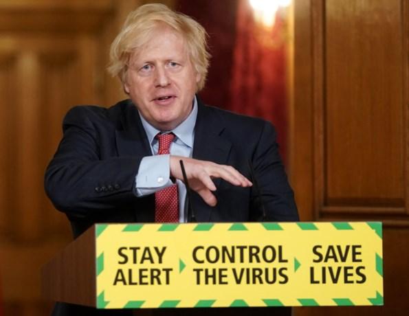 """Johnson en Europese leiders raken het eens over """"nood aan nieuw momentum"""" over Brexit"""