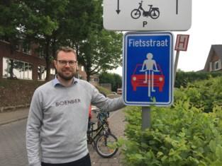 Schoolomgeving krijgt fietsstraten