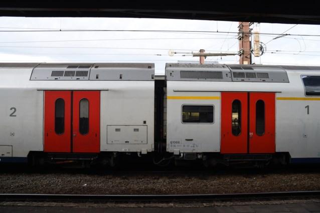 Maandag geen treinen meer tussen Poperinge en Kortrijk