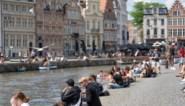 Graslei en Vlasmarkt hele zomer onder camerabewaking