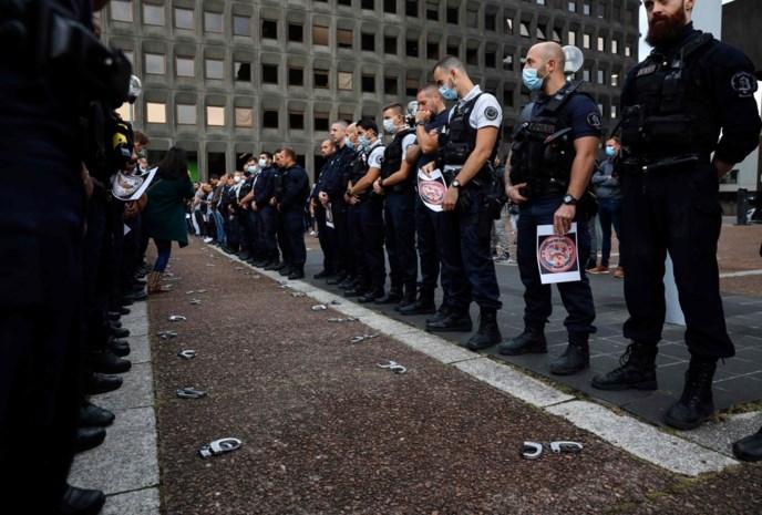 """Wrevel binnen politie over eigen actie na wereldwijde Black Lives Matter-protesten: """"Ongemeen dom plan"""""""