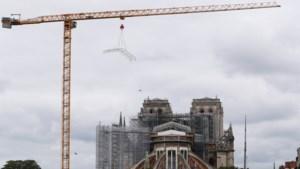 Reconstructie van Notre-Dame begint in 2021