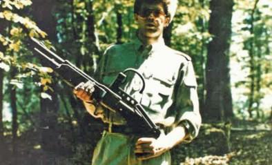 Nieuwe foto in onderzoek Bende van Nijvel met opvallend wapen bekend uit 'The terminator' en 'Jurassic park', maar wat is de SPAS-12?