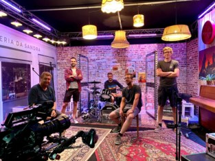 Concertdorp krijgt gestalte in de achtertuin van Rock Werchter… maar publiek kan gewoon thuis blijven