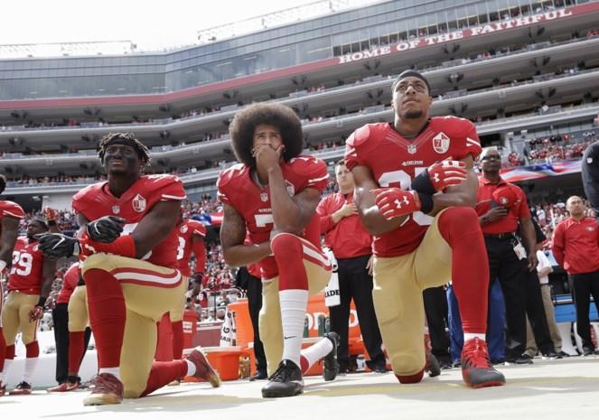 De man bij wie alles begon: hoe American Football-speler Colin Kaepernick dankzij Black Lives Matter uitgroeide van paria tot held