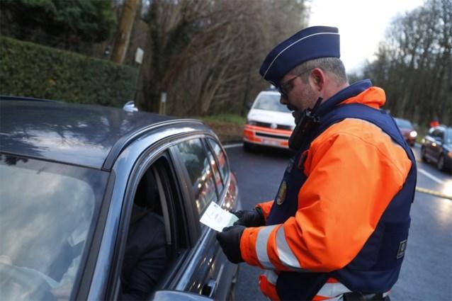 """Politie roept op tot klikstop: """"Mogelijk verwittig je net die dronken bestuurder die jouw familie leed kan bezorgen"""""""