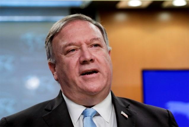 """VS voeren druk op Syrische regime op: """"Wij zullen niet stoppen voor Assad einde maakt aan nutteloze en brutale oorlog"""""""