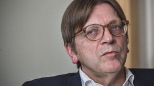 Europees Parlement heft immuniteit van Guy Verhofstadt niet op