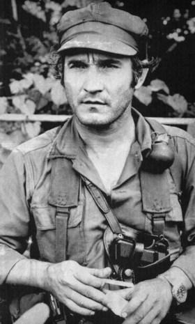 Legendarische Nicaraguaanse guerrillastrijder Edén Pastora overleden