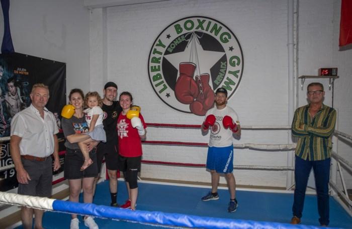 """Ronse heeft na kwarteeuw opnieuw een boksclub: """"Het boksen leeft in onze stad"""""""