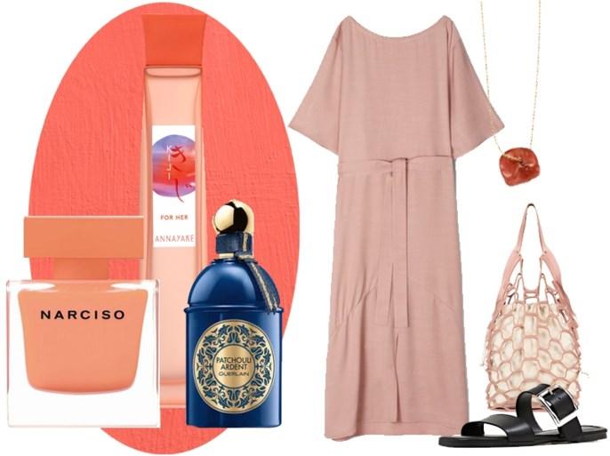 Drie passende outfits bij de nieuwste zomerparfums