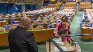 Opvolger België verkozen in VN-Veiligheidsraad