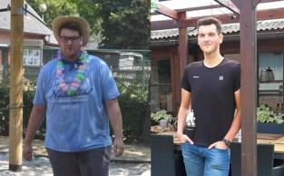 """Thomas (20) valt 60 kilo af op eigen kracht: """"Dankbaar dat mama tegen een maagoperatie was"""""""