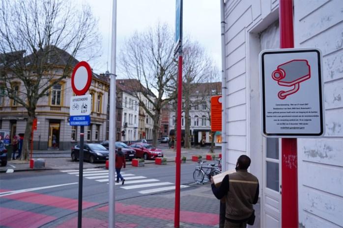 Gent worstelt met eigen voetgangerszone: zestig boetes met dienstwagens