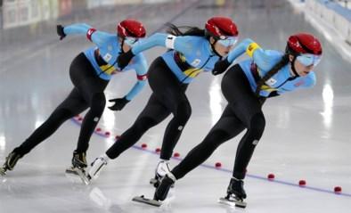 """Belgische schaatsvrouwen jagen olympische droom na met nieuwe formatie én nieuwe coach: """"Het zal een hele klus worden"""""""