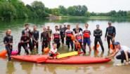"""Triatleten kunnen voortaan openwaterzwemmen in Blaarmeersen: """"Een grote vooruitgang"""""""