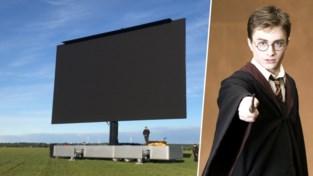 """Harry Potter kijken bij een kasteel? Kinepolis gaat deze zomer op tour met """"het grootste mobiele LED-scherm ter wereld"""""""