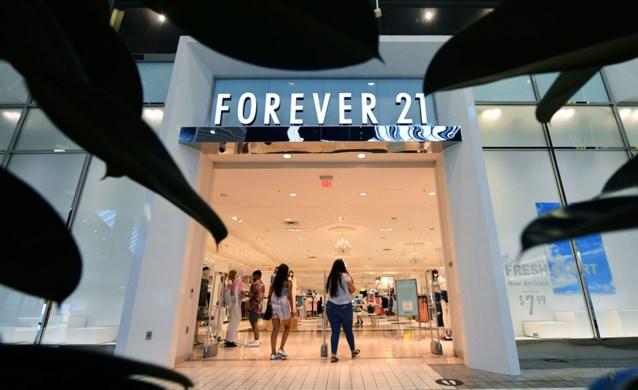Forever 21 keert dan toch terug naar Europa
